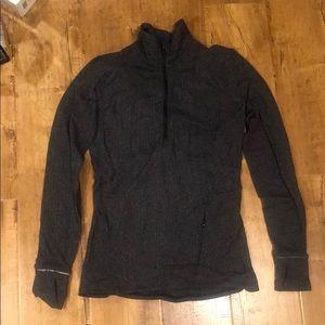 Lululemon half zip sweater!